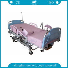 AG-C101A02B CE ISO high quality hospital equipment medical gynecology delivery bed