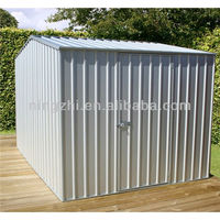 10*8ft Metal Shed / 8*8ft Gardening Shed for Sale / 8*6ft Steel Shed Cabin