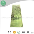 High Grade Eco Friendly Portable landscape yoga mat 5mm