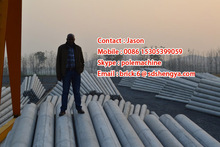 2013 hot sales wooden electrical poles,electric concrete pole making machine,concrete electric pole factory in china