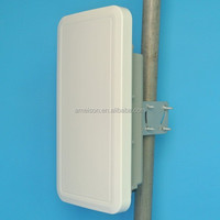 AMEISON 5GHz Directional Wall Mount Flat Patch Panel MIMO Antenna with RF Cavity Filter wireless antenna enclosure