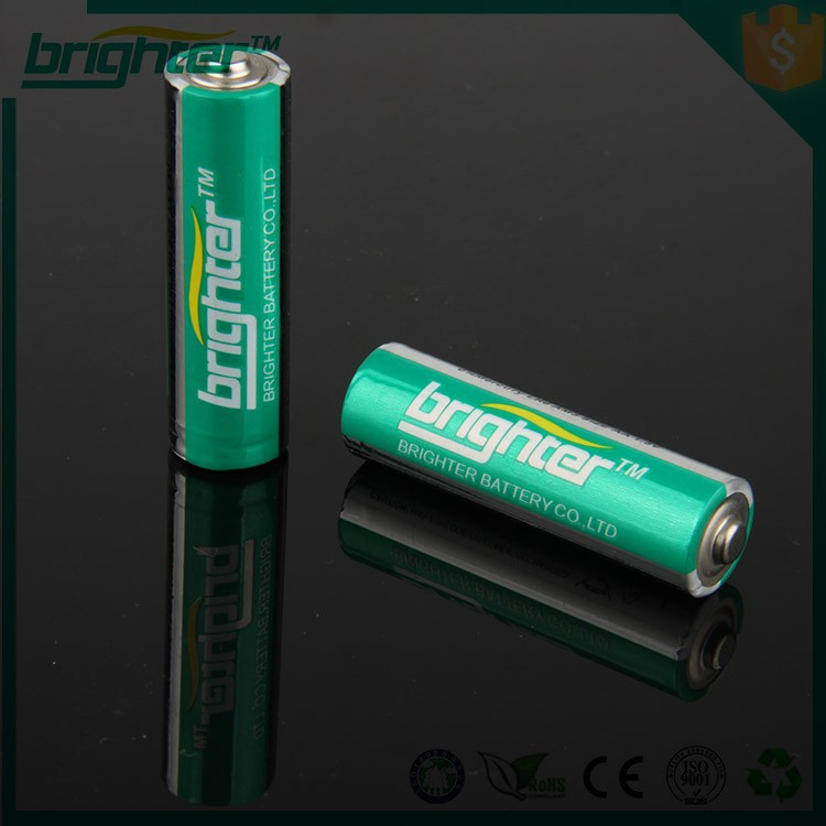 "private label battery ""brighter""aa alkaline battery"