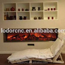 Factory direct sale luxury electric fireplace