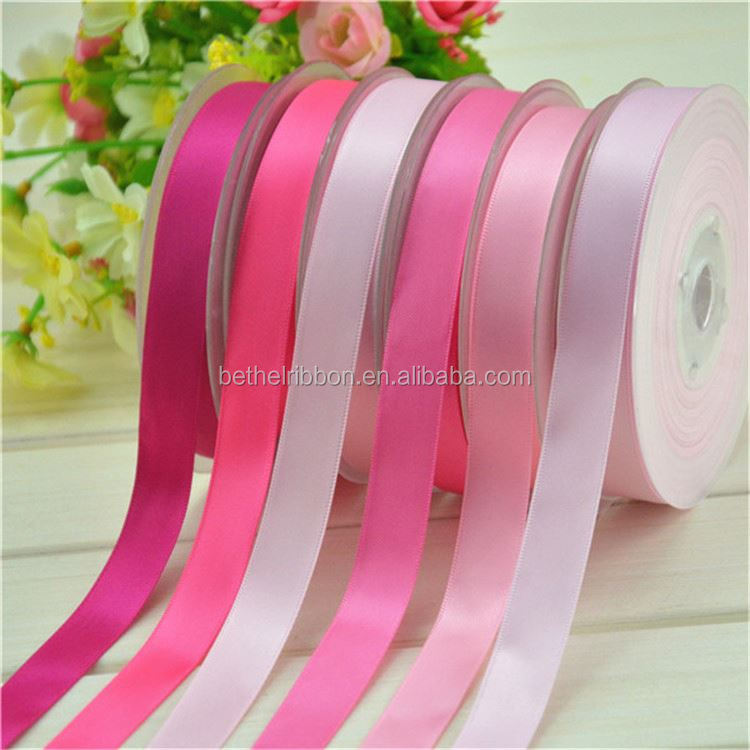 China facroty satin material Customized Design wholesale satin ribbon bow