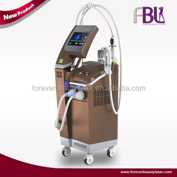 Latest Top Sale 950nm Laser Painless SHR Beauty Machine