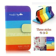Wholesale cell phone cases color printing leather case for Micromax A116 Canvas hd