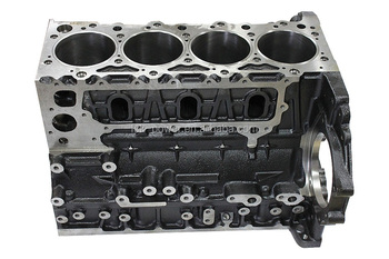 High quality Cylinder block for Isuzu 4BD1,4BD1T,6BD1,6BD1T,4JB1,4JB1T