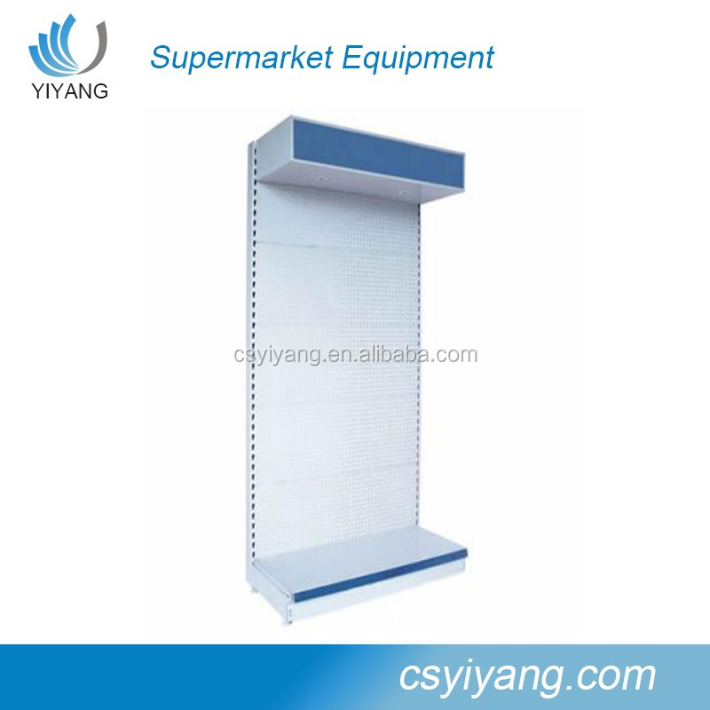 metal display rack for beverages drinks stand