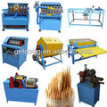 Bamboo Toothpick Product Line|Automatic Bamboo Toothpick Making Line|High Efficiency Tootpick Processing Line