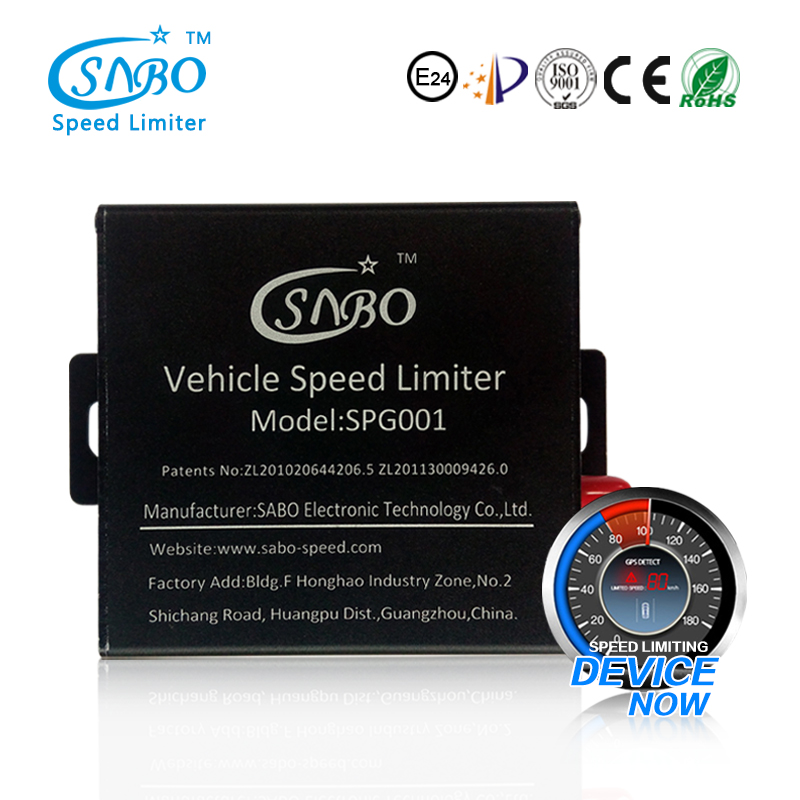 Sabo car speed limiting device ,speed limiter device for forklift