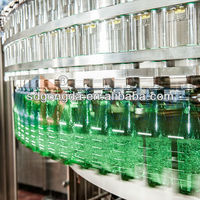 CE mineral water filling machines