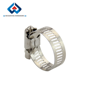 American Type cable stainless steel glass wheel spring metal pipe tube Clamp
