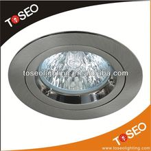 CE ROHS downlight halogen spotlight ceiling mounted