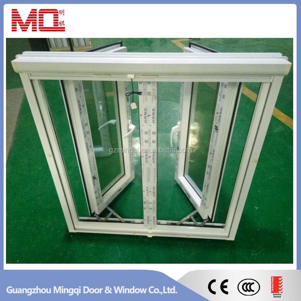 Guangzhou cheap pvc windows and doors upvc profile for Cheap pvc door