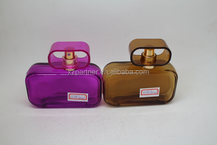 Factory Supply Wholesale hot design 80ml specialty perfume bottles