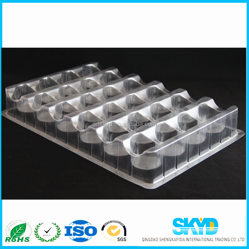 professional kinds of design plastic custom packaging