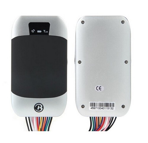 TK303 GPS Tracker for motor car vehicle with google map tracking ,by mobile phone tracking or GPRS phone tracker
