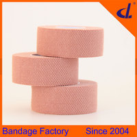 Hot medical supply high quality zinc oxide finger bandage 2.5cm*4.5m for wound care