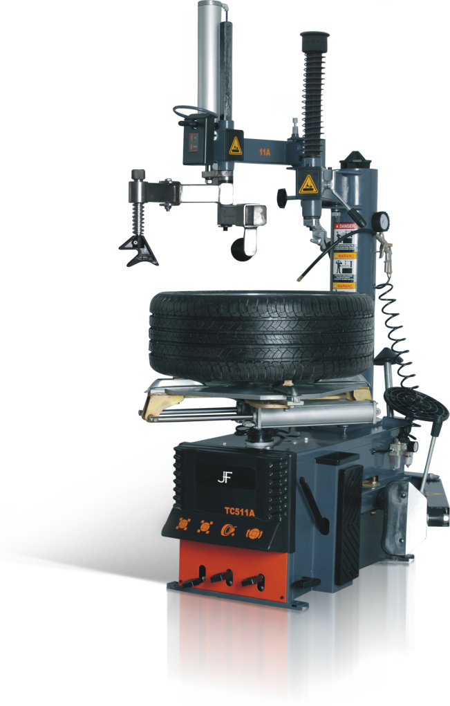 China automotive mobile truck tyre changer
