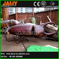 Artificial Insect Robot Beetle Model