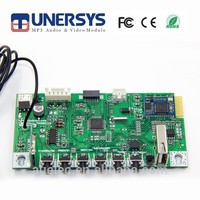 AUELEC wireless Bluetooth USB MP3 player circuit board
