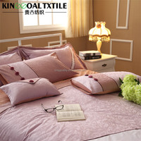 High Quality Odor Resistant 100% Bamboo Bed Sheets Duvet Covet Pillowcases