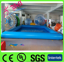 Summer comfortable inflatable paddling pool/inflatable adult swimming pool