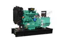 open or silent type of electric power generator from generator factory