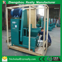 Enviroment friendly charcoal rod making machine