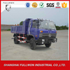 chinese popular Dongfeng 4*2 10cubic 190HP dump truck for sale