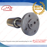 two passage and salt-bath heat treatment rotary joint with China supplier