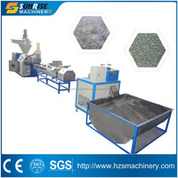 Small Capacity PP/PE Film Granulator