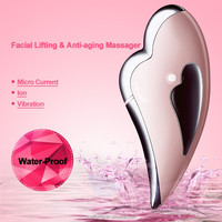 2016 new beauty products name brand beauty products face lifting, skin tightening facial massager
