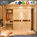 Foshan Narnia small size sliding door fair price furniture wardrobe