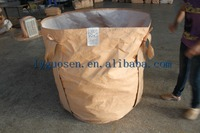 PP woven dry bulk container liner bag for fertilizer 1000kg bulk bag
