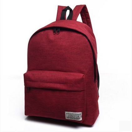 New design School Backpack Waterproof Shoulder <strong>Bag</strong>