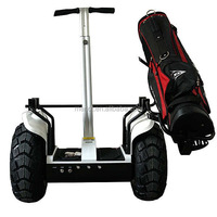 2 wheels 19inch seat electric scooter hover cart golf