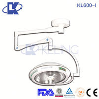 KL600-I Hospital Surgical Lighting overhead surgical lights hospital bed head light
