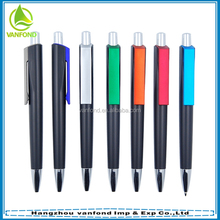 Factory Direct Sale Recycled Stationary Products 2015 New Promotional Plastic Ball Pen