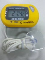 fish tank lcd digital thermometer/ small digital thermometer/ aquarium thermometer st-3