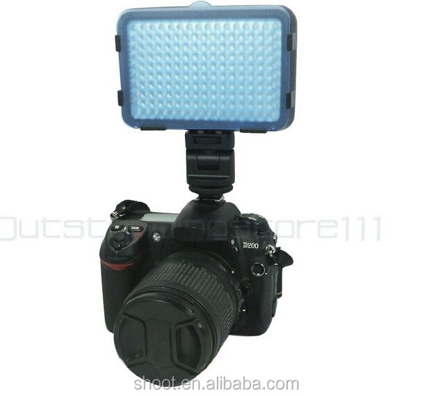 DV LED Light Video Light Photography Accessories for Canon Nikon Samsung