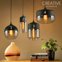 Loft Industrial Pendant Lights American Country