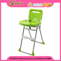 dinner high chair,plastic baby chair,bamboo baby chair