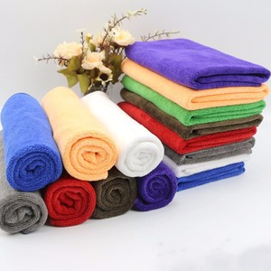 Microfiber car cleaning cloth wipes magic clay towel