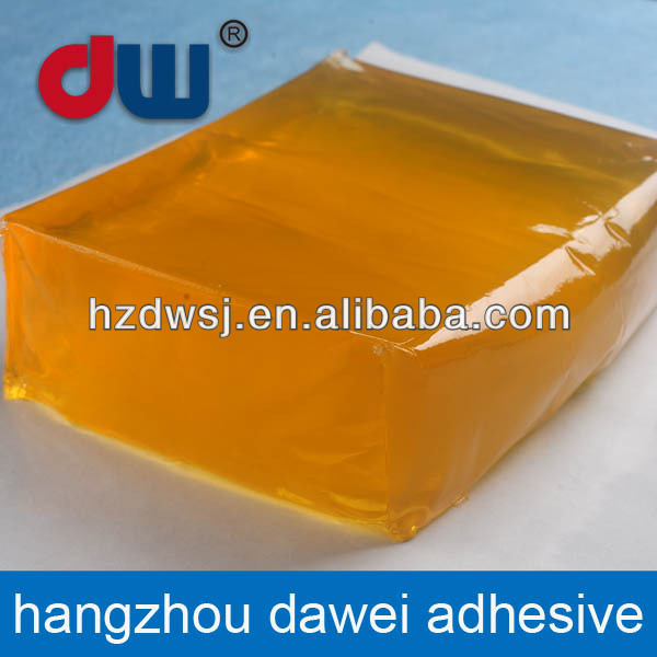 Paper label hot melt adhesive