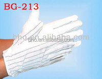 BG-213 Static dissipative dotting clean room glove