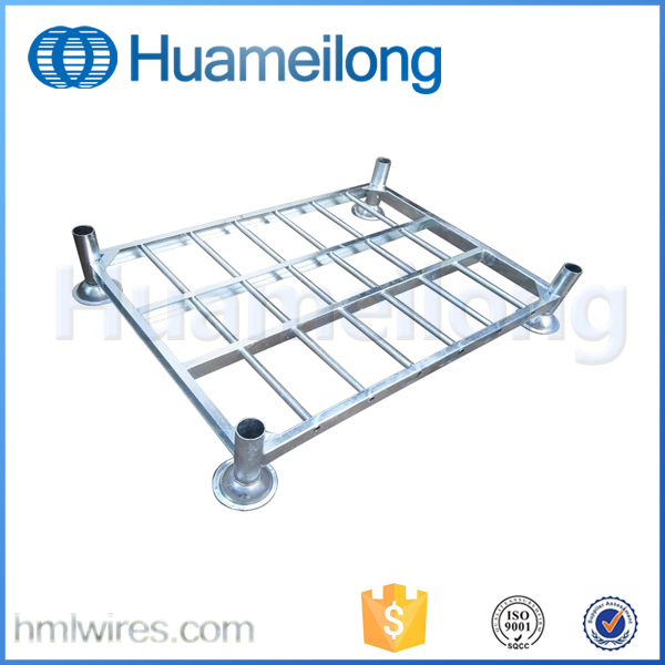 Huameilong adjustable steel hot dip zinc rustproof steel rack