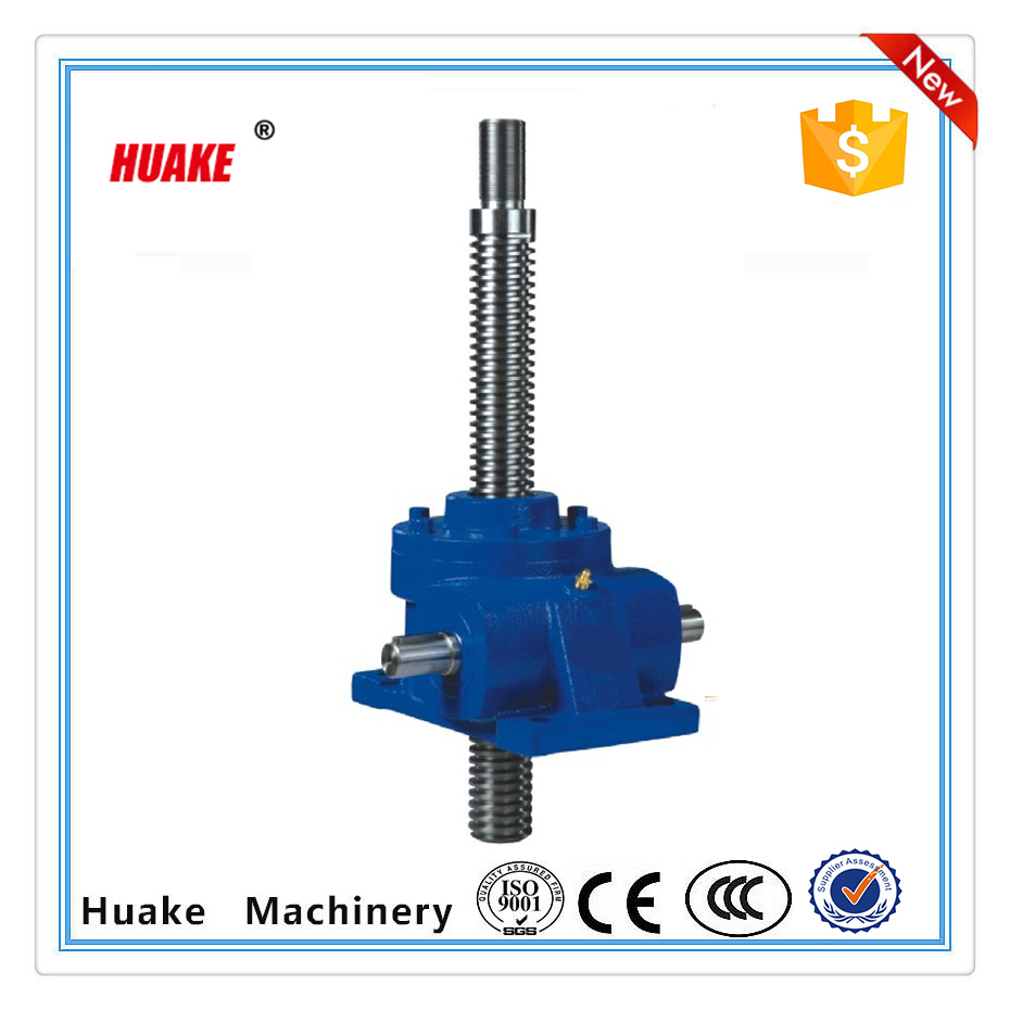 High quality SWL series worm gear mechanical screw jack in China