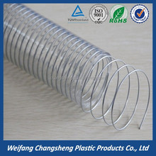 Electric anti-static flexible pipe high tubing stainless pvc steel wire hose
