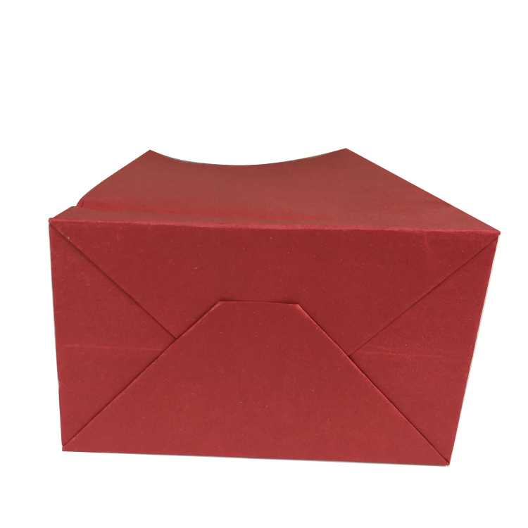 Top Quality plain brown kraft paper bag